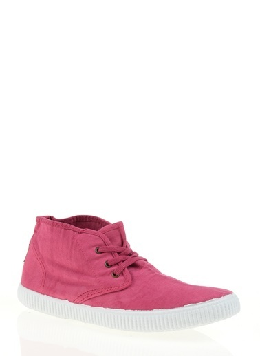 Victoria Sneakers Fuşya